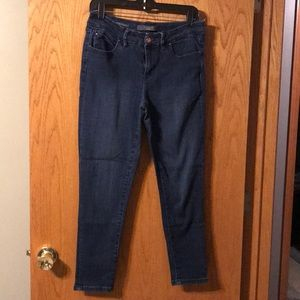 The Limited ankle skinny jeans